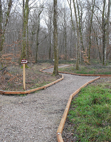 Sentier ©Didier Arseguel