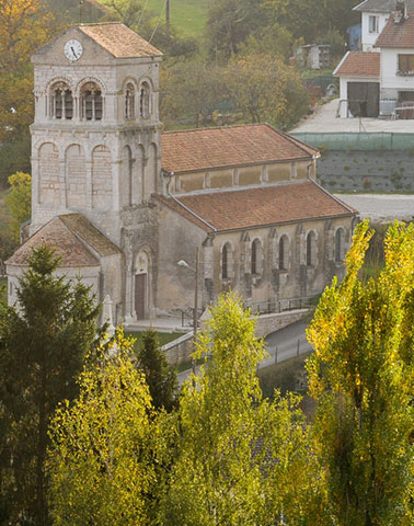 Eglise de Rollainville ©Guillaume Gama